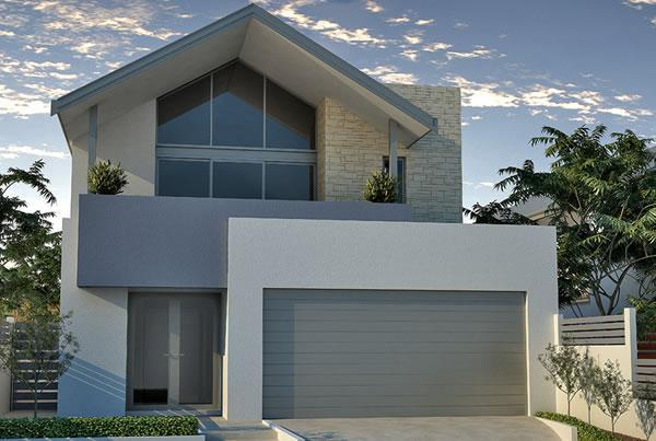 Narrow lot houses perth 10m designs renowned for 10m wide home designs