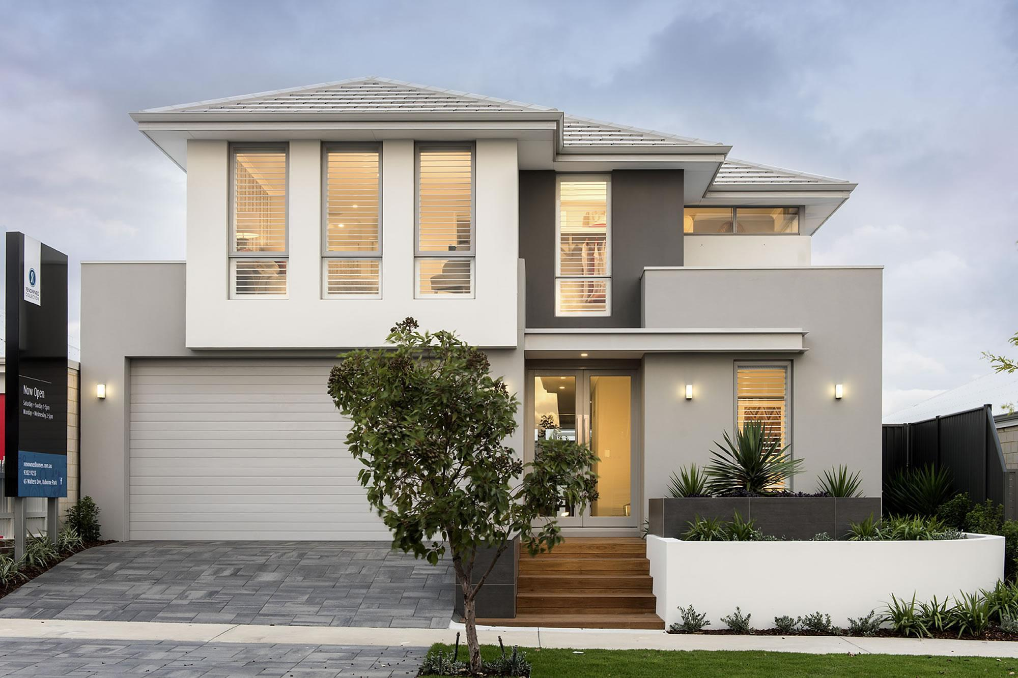 Narrow Lot Homes Perth - Double Storey Builders | Renowned Homes