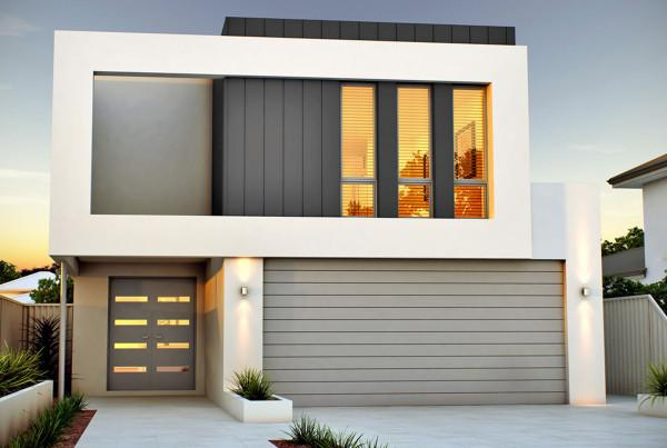 Narrow Lot Houses Perth - 10m Designs | Renowned