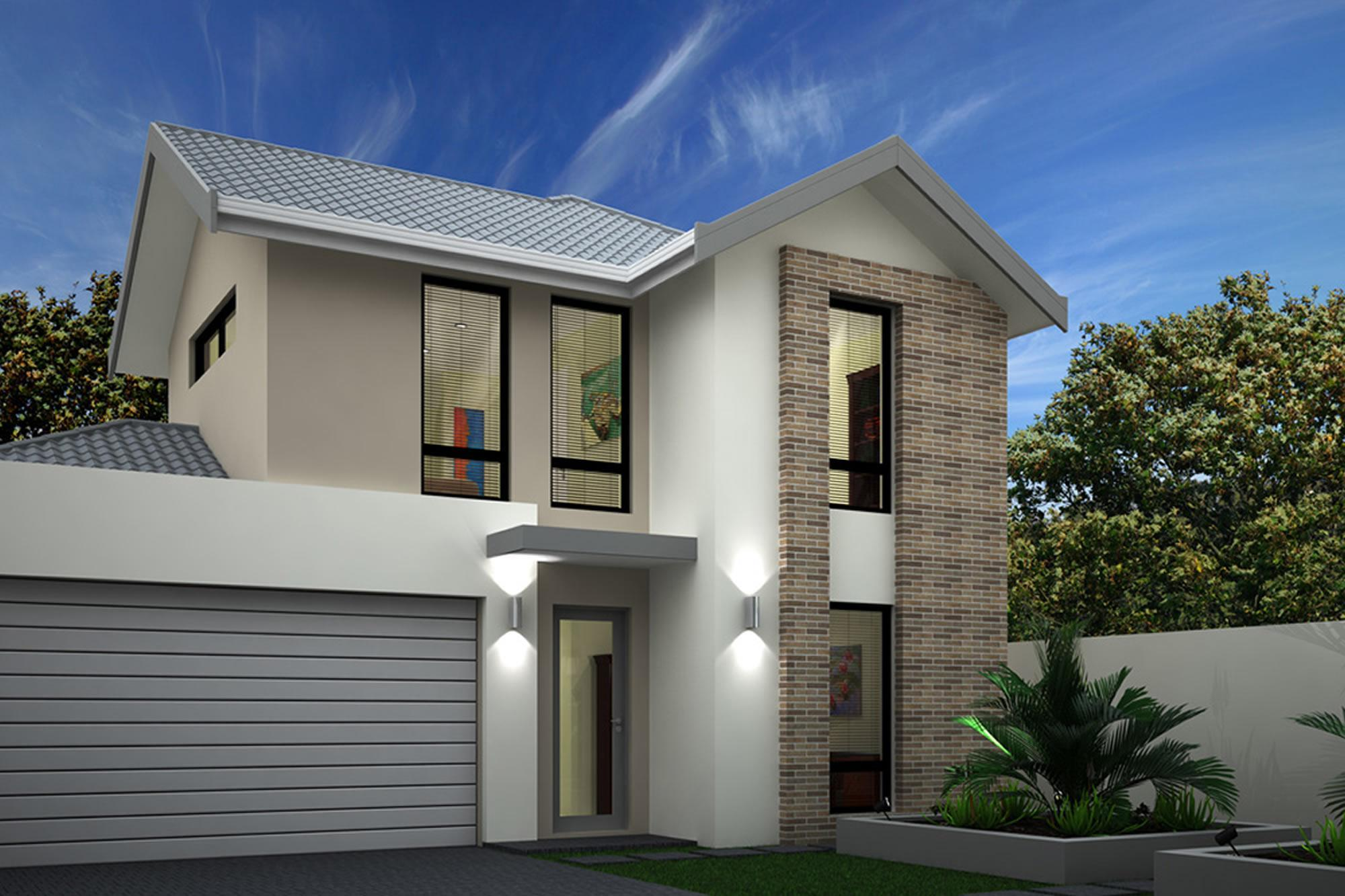Why narrow lots are a solid investment renowned homes for Narrow lot home builders perth