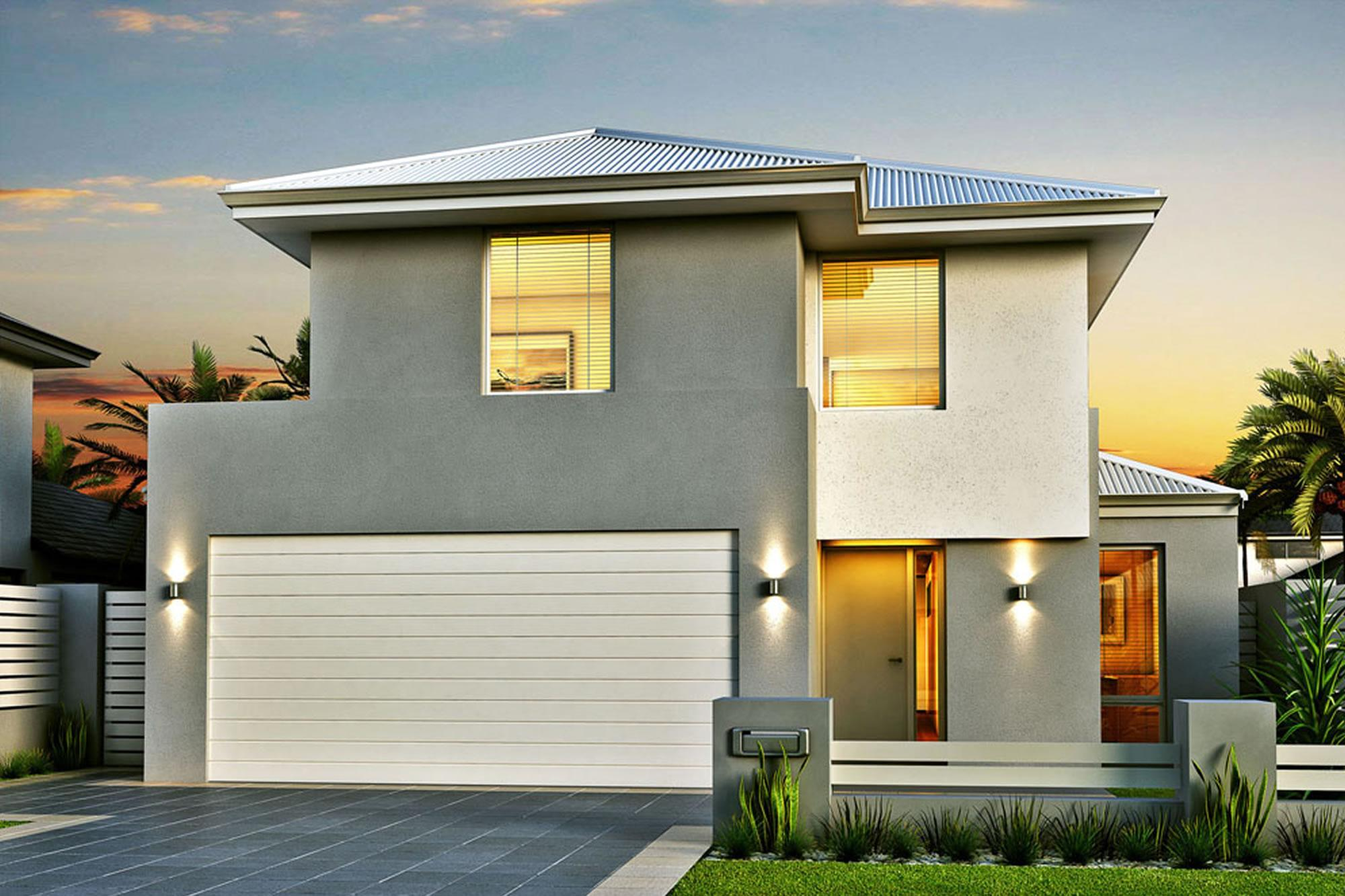 5 advantages of narrow lot homes renowned homes for Narrow lot home builders perth